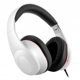 Fashion Foldable Headphone for PS4 Xbox One - White