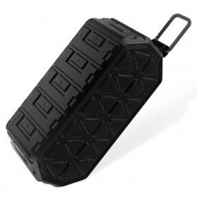 Askmeer X8 Portable Bluetooth Speaker Waterproof IPX66 - Black