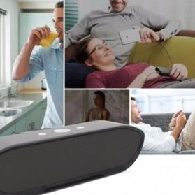 Portable Bluetooth Speaker Super Bass - CY-01 - Black - 4