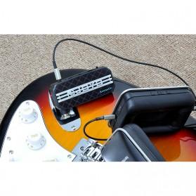 JOYO Amplifier Gitar Sound Effect English Channel - JA-03 - Black - 5