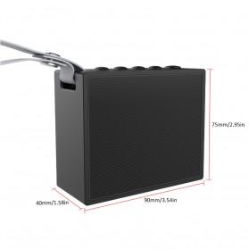 BearBizz X9 Wireless Bluetooth Speaker Waterproof IP66 - Black - 3