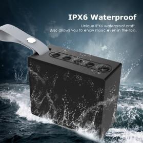 BearBizz X9 Wireless Bluetooth Speaker Waterproof IP66 - Black - 6