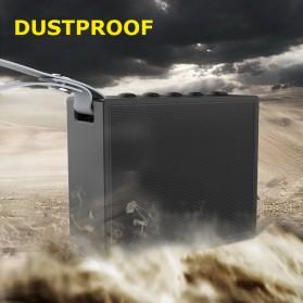 BearBizz X9 Wireless Bluetooth Speaker Waterproof IP66 - Black - 8