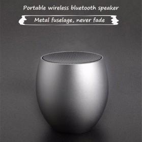 Egg Bluetooth Speaker - E5 - Gray - 2