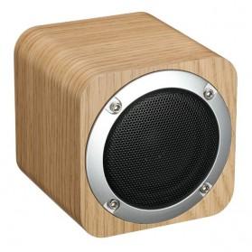Recable Wooden Mini Bluetooth Speaker - IXB-B06 - Multi-Color - 2