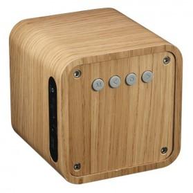 Recable Wooden Mini Bluetooth Speaker - IXB-B06 - Multi-Color - 5