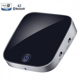 Aksesoris Audio - HiFi Audio Bluetooth Transmitter & Receiver 3.5mm SPDIF - SK-BTI-029 - Black
