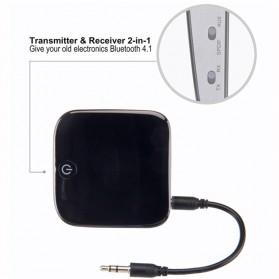HiFi Audio Bluetooth Transmitter & Receiver 3.5mm SPDIF - SK-BTI-029 - Black - 2