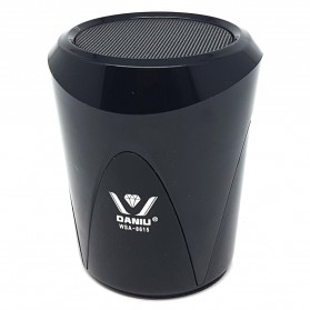 Daniu Bluetooth Speaker - WSA-8615 - Black