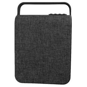 Cloth Bluetooth Speaker - Black