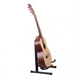 Stand Gitar Shape A Foldable - Black - 5