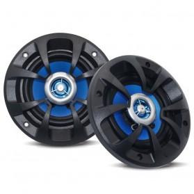 LABO Tweeter Speaker Audio Mobil 12V 80W - LB-PP2402T - Black
