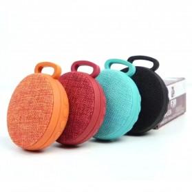 Mini Bluetooth Speaker Fabric - Black - 4