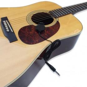 Cherub Gitar Clip-on Pickup - WCP-60G - Black - 9