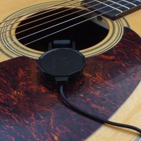 Cherub Gitar Clip-on Pickup - WCP-60G - Black - 10