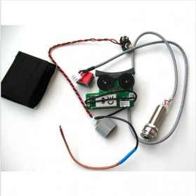 FISHMAN Gitar Pickup System dengan Onboard Preamp System - VT1 - Black - 3