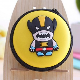 Case Mini Earphone Model Wolverine - C739