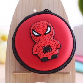 Case Mini Earphone Model Spiderman - C739