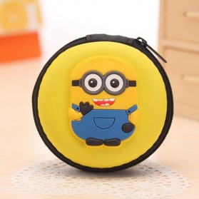 Case Mini Earphone Model Minion - C739