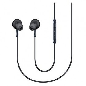 Earphone Headset Samsung S8 by AKG (OEM) - Black - 2