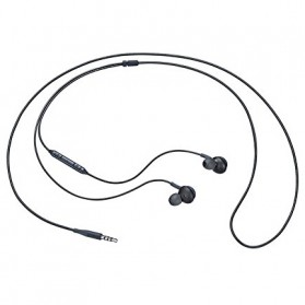 Earphone Headset Samsung S8 by AKG (OEM) - Black - 3