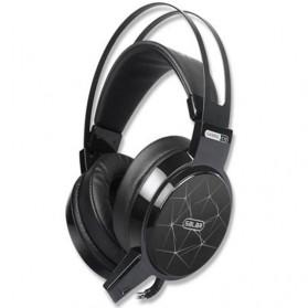 Salar C13 Pro Gaming Headset RGB LED Light - C13 - Black - 1