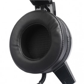Salar C13 Pro Gaming Headset RGB LED Light - C13 - Black - 4