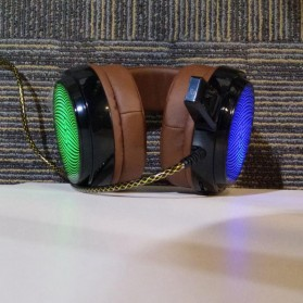 Salar C13 Pro Gaming Headset RGB LED Light - C13 - Black - 7