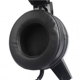 Salar C13 Pro Gaming Headset RGB LED Light - C13 - Brown - 4