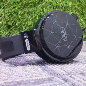 Salar C13 Pro Gaming Headset RGB LED Light - C13 - Brown - 9