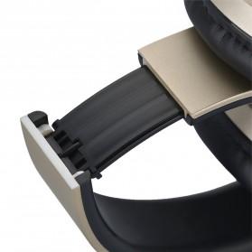 SSDFLY Bluetooth Headphone TF Card FM Receiver with Mic - BH-811 - Black - 7