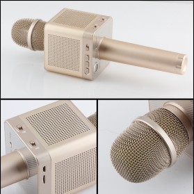 MicGeek Mic Karaoke Speaker Bluetooth - Q10S - Golden - 2