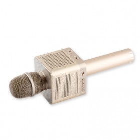 MicGeek Mic Karaoke Speaker Bluetooth - Q10S - Golden - 3