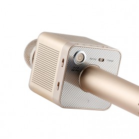 MicGeek Mic Karaoke Speaker Bluetooth - Q10S - Golden - 5