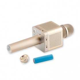 MicGeek Mic Karaoke Speaker Bluetooth - Q10S - Golden - 6