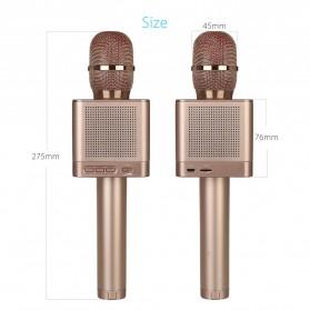 MicGeek Mic Karaoke Speaker Bluetooth - Q10S - Golden - 7