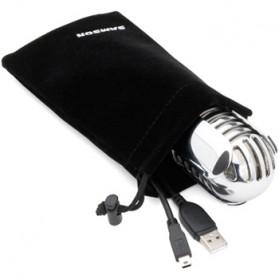 Samson Meteor Microphone Kondenser Studio - Silver - 9