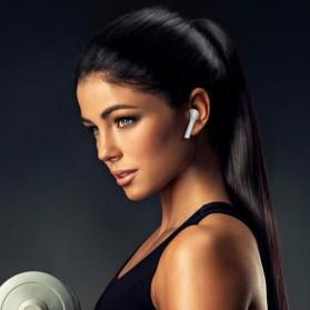 i7TWS Wireless Earphone Bluetooth 4.2 (Binaural) 1 Pasang - Black - 9