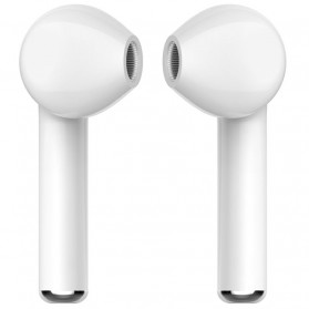i7TWS Wireless Earphone Bluetooth 4.2 (Binaural) 1 Pasang - White