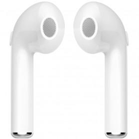i7TWS Wireless Earphone Bluetooth 4.2 (Binaural) 1 Pasang - White - 3