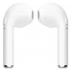 i7TWS Wireless Earphone Bluetooth 4.2 (Binaural) 1 Pasang - White - 4