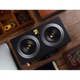 Boombox HiFi Bluetooth Loudspeaker Stereo High Power 20W - M8 - Black - 4