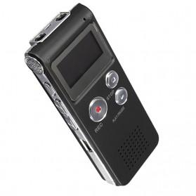 Perekam Suara Digital Voice Recorder 8GB - R29 - Black - 2