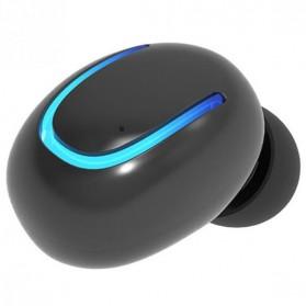 Micro Sport Bluetooth Earphone - Mini Q13 - Black - 1