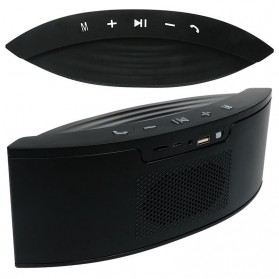 Portable Bluetooth Speaker Hi-Fi - BZ-B30 - Black - 3