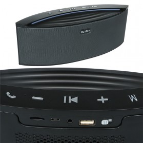 Portable Bluetooth Speaker Hi-Fi - BZ-B30 - Black - 5
