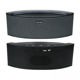 Portable Bluetooth Speaker Hi-Fi - BZ-B30 - Black - 6