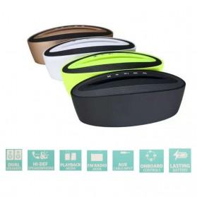 Portable Bluetooth Speaker Hi-Fi Smartphone Holder - BZ-B32 - Black - 4