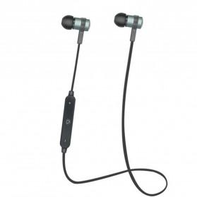 Upcoming Earphone Bluetooth Sport - S6-1 - Black