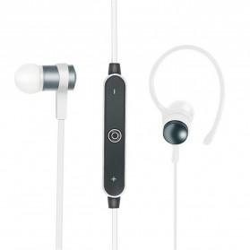 Upcoming Earphone Bluetooth Sport - S6-1 - Black - 2